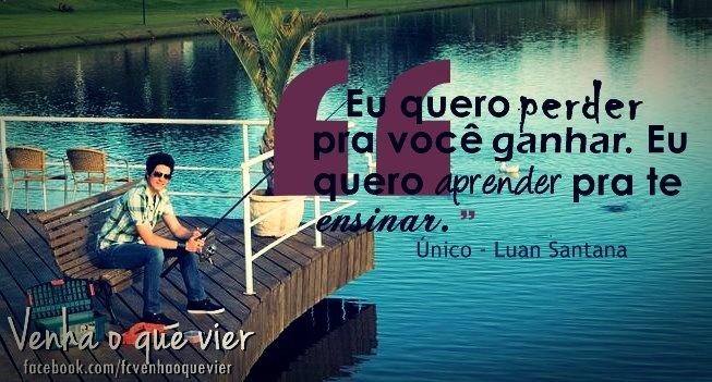 Único - Luan Santana