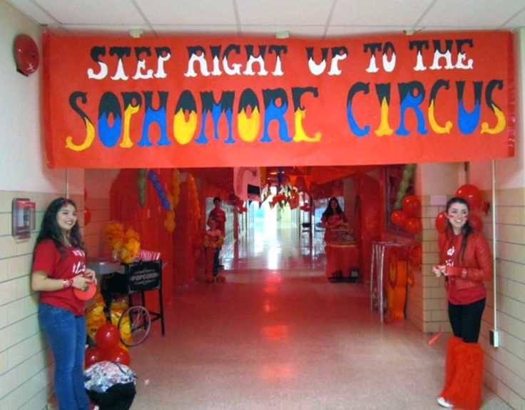 circus theme classroom | Millburn High School holds 'Battle of the Classes' - NorthJersey.com