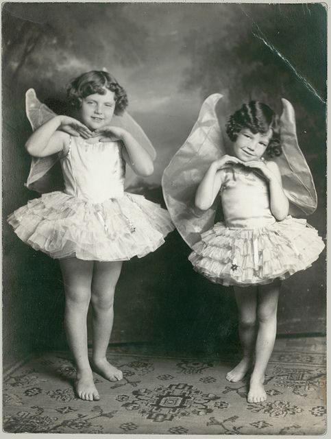 Two little faeries...