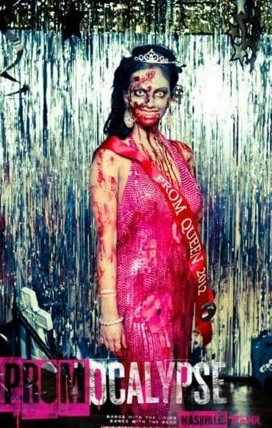 Promocalypse zombie prom queen                                                                                                                                                     More