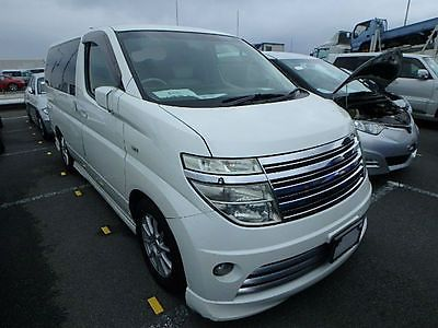Nissan #elgrand e51 rider * 8 seater * #leather interior * only 54000 #miles,  View more on the LINK: http://www.zeppy.io/product/gb/2/351695514596/