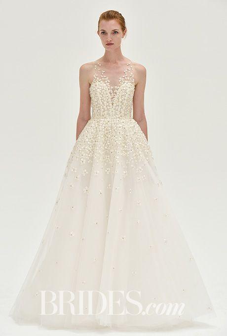 Brides: Amsale Wedding Dresses - Fall 2017 - Bridal Fashion Week