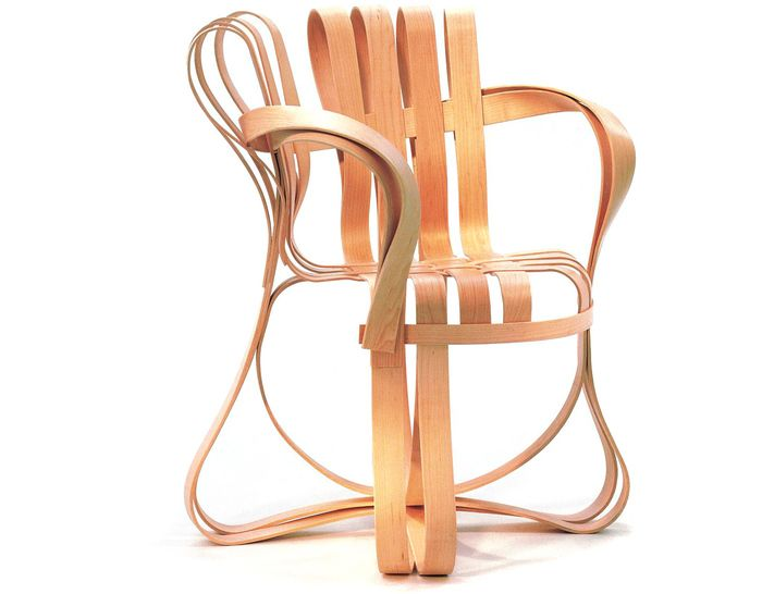 gehry cross check chair