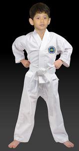 Taekwondo ITF Uniform For Kids, Taekwondo Uniform, Taekwondo Gi, Taekwondo Dobok. To buy online this product just click here: http://agasi.com.my/Taekwondo/Taekwondo-Uniforms/Taekwondo-ITF-Uniform-For-Kids
