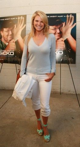 Steal Christie Brinkley's Girly Style