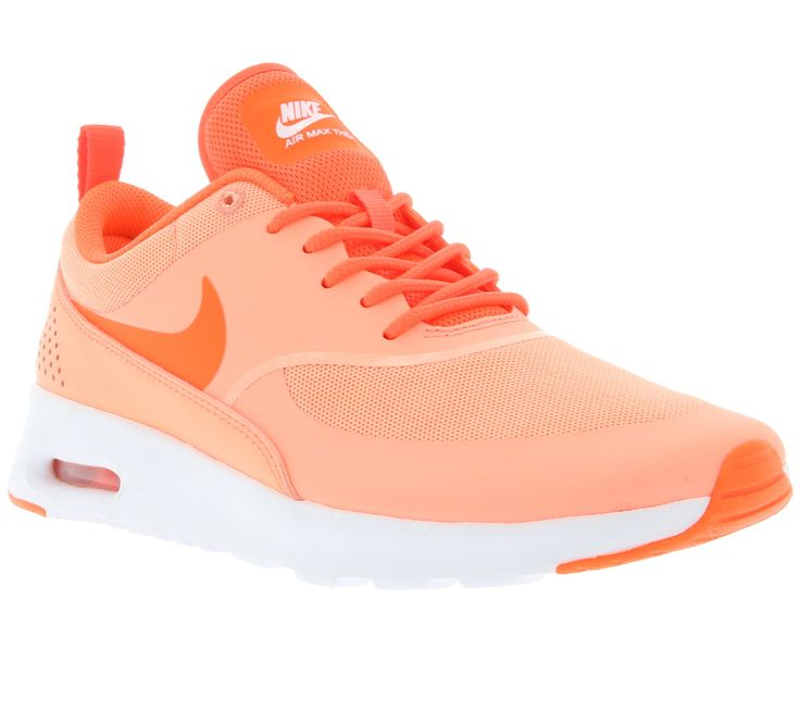 Nike Air Max Thea Blau Orange