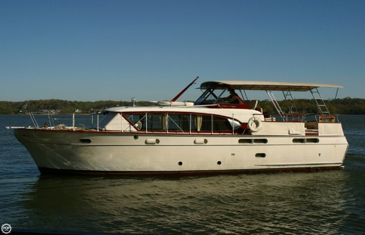 1958 Chris-Craft 48 Constellation Boat For Sale in Hixson, TN