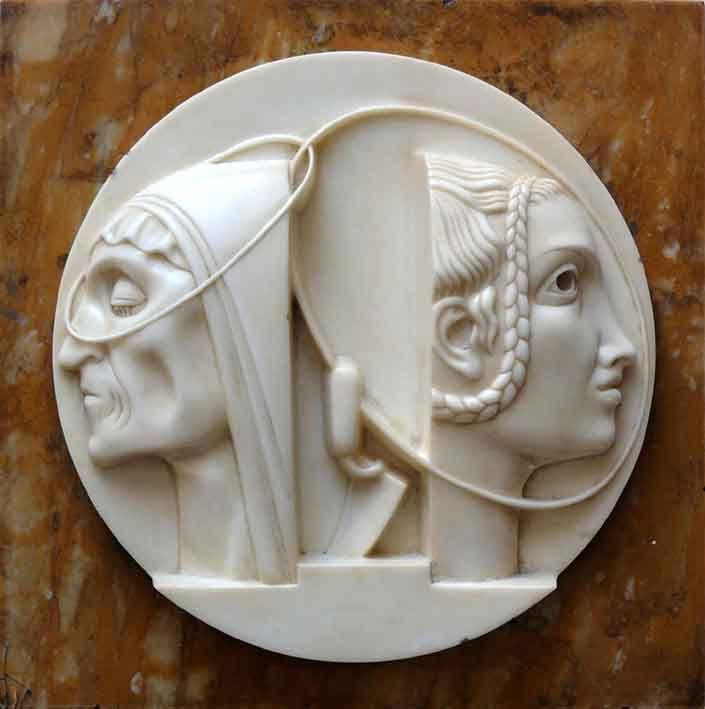 Adolfo Wildt, Milano 1868 - 1931. Piccolo contributo ad un interessantissimo e poco conosciuto scultore del 900 italiano. apotropaico49.blogspot.com.es