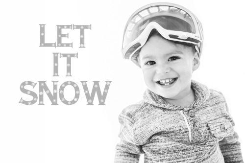 Brooke Wedlock - Let it snow! #babyportraits #babyboy #portrait #familyphotographer #familyportraits #letitsnow #torontophotographer #toddler #winter #skigoggles