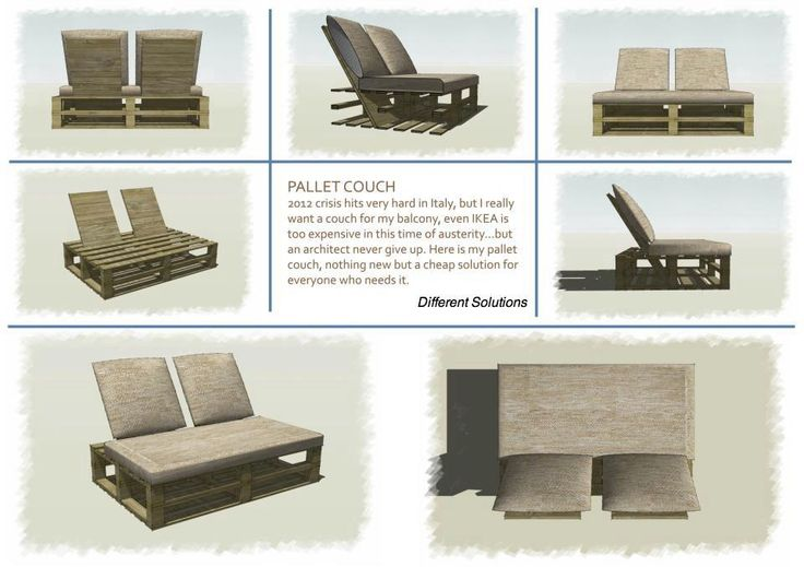 10 images about muebles hechos con palets on pinterest - Ideas con pallets ...