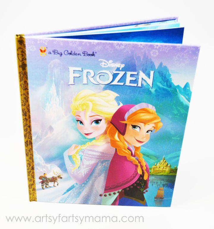 artsy-fartsy mama: Disney FROZEN Toys & Books