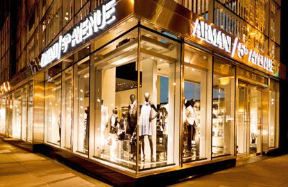 53 best images about new york we love you on pinterest for Armani store nyc