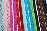 50 Uses for grosgrain ribbon in Scrapbooking, Home Decor, Crafting + Fashion.