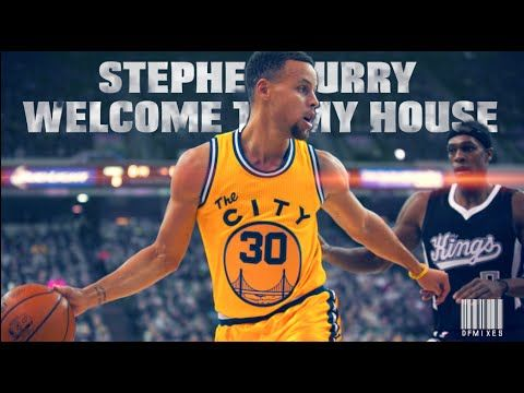 Stephen Curry 2016 Mix - Welcome To My House  ᴴᴰ( I love this theme song gets us fired up for the game!)