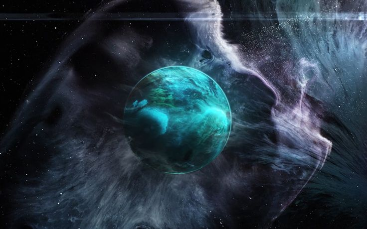 Create Animated Sci-Fi Titles + 19 Free Space Background Videos