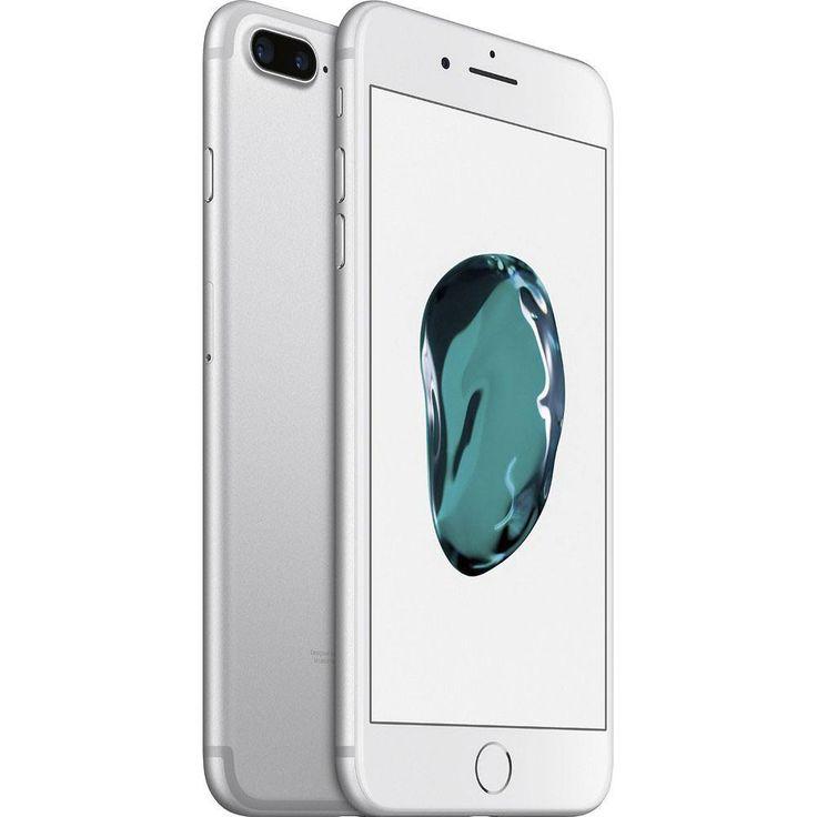 Refurbished iPhone 7 Plus Silver GSM Unlocked 32GB