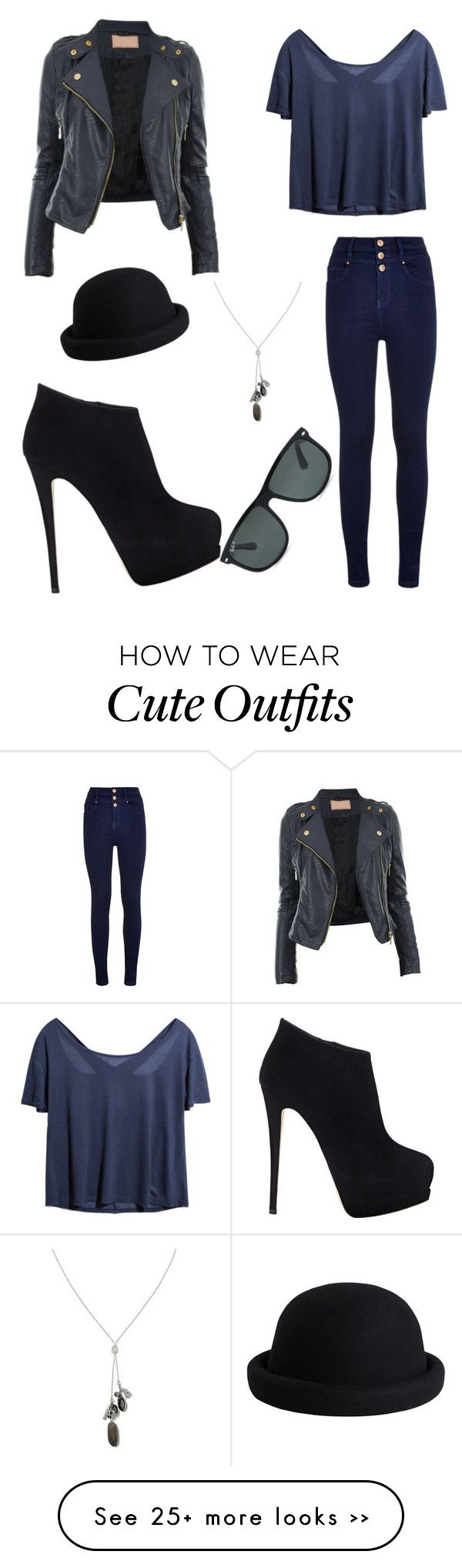 """""""cute outfit"""" by talitron on Polyvore"""