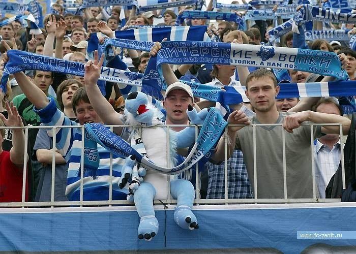 «Зенит» — «Рубин» - Фото - Официальный сайт ФК «Зенит»