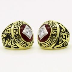 1964 St. Louis Cardinals World Series Championship Ring