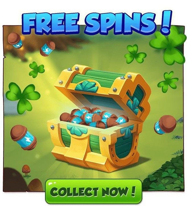Daily free spins and coins