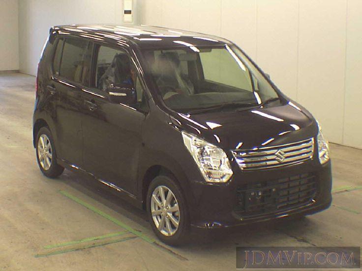 2013 SUZUKI WAGON R FX_LTD MH34S - http://jdmvip.com/jdmcars/2013_SUZUKI_WAGON_R_FX_LTD_MH34S-SvQJlFQ6zS4ss-933