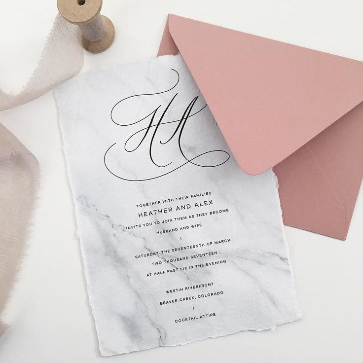 how to make wedding invitation card in microsoft word007%0A Marble texture  handmade paper  calligraphy wedding invitation