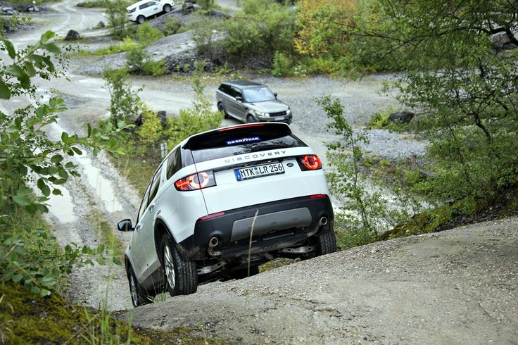 Goodyear, Yeni Jaguar F-Pace, Land Rover Discovery ve Range Rover Velar için Jaguar Land Rover'a orijinal ekipman tedarik edecek.
