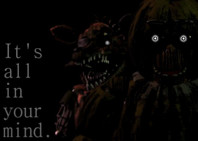 Five Nights At Freddys Teaser Archive
