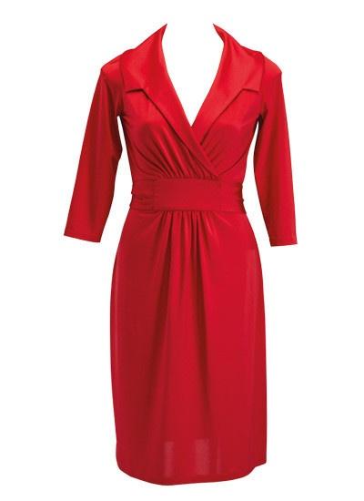 Dress, $395    Leona Edmiston