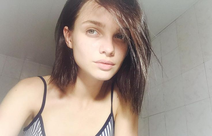 MC2 - Daria Khlistun - No makeup