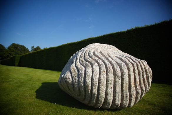 Carved in stone: Peter Randall-Page