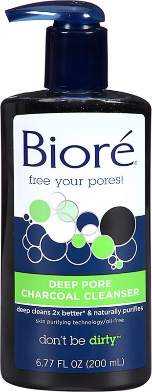 Biore Deep Pore Charcoal Cleanser Ulta.com - Cosmetics, Fragrance, Salon and Beauty Gifts