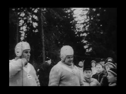 Olympische Winterspiele 1952 in Oslo