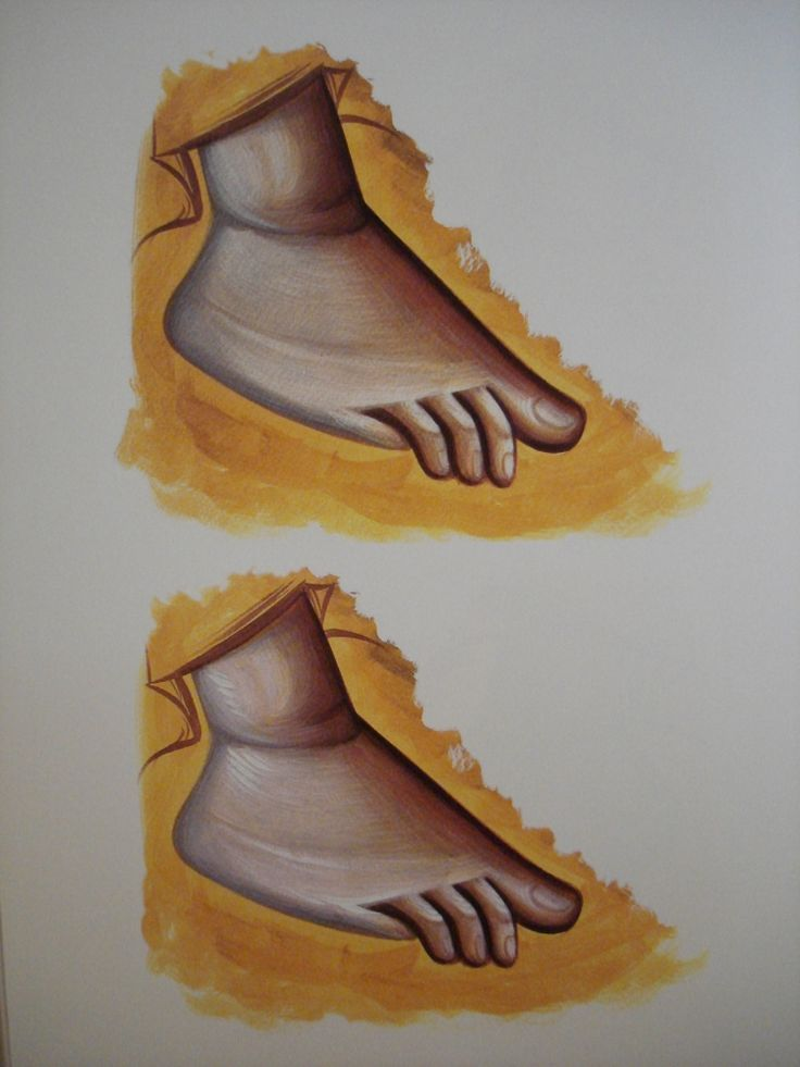 Feet.