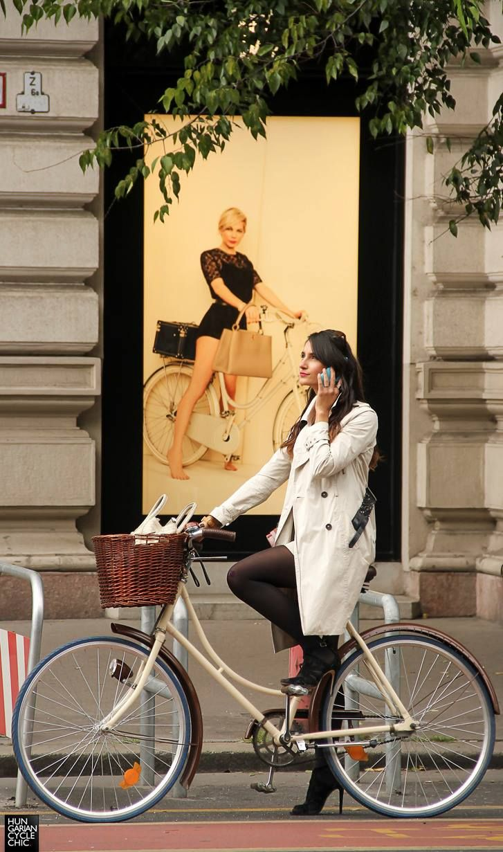 Hungarian Cycle Chic Plus