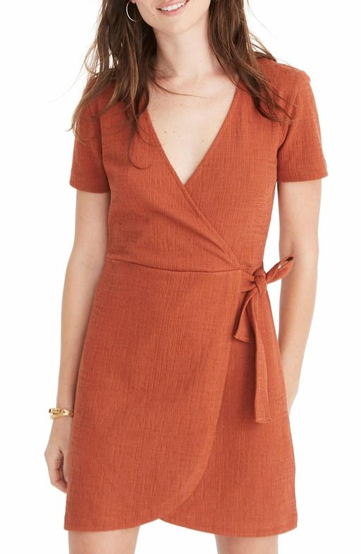 f5ad0e7e3f EDITRIX PICKS  MUST-HAVE SPRING DRESSES UNDER  100 - The perfect Madewell  cotton wrap