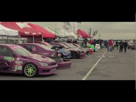 Steve finds himself going for a trip to St.Petersburg for the Russian Drift Series in 2012.