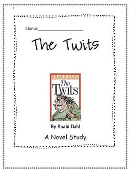 I created this 25 page novel study to accompany Roald Dahl's silly tale, The Twits. This engaging activity packet includes a variety of activities that will ensure your students' understanding of the text. I broke down the 29 chapters into groups, and created activities for