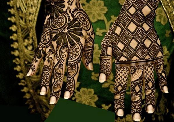 Arabic Mehndi Designs For Hands