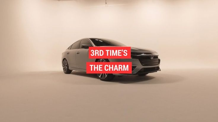 ICYMI: Honda Insight reintroduced at 2018 Detroit Auto Show