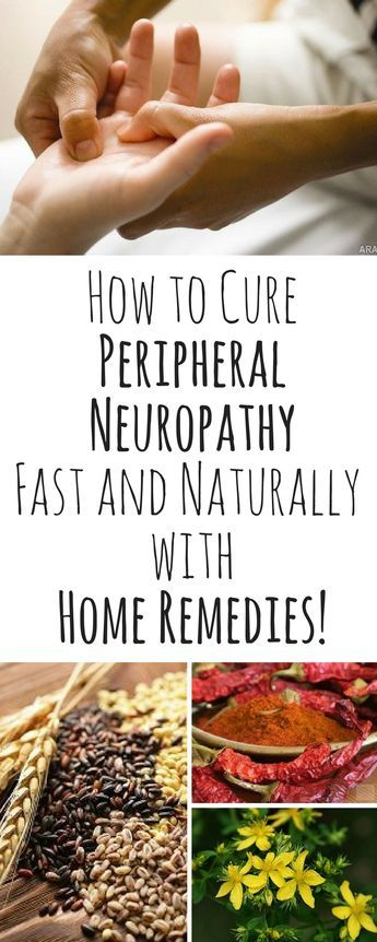 How to Cure Peripheral Neuropathy Fast and Naturally with Home Remedies!