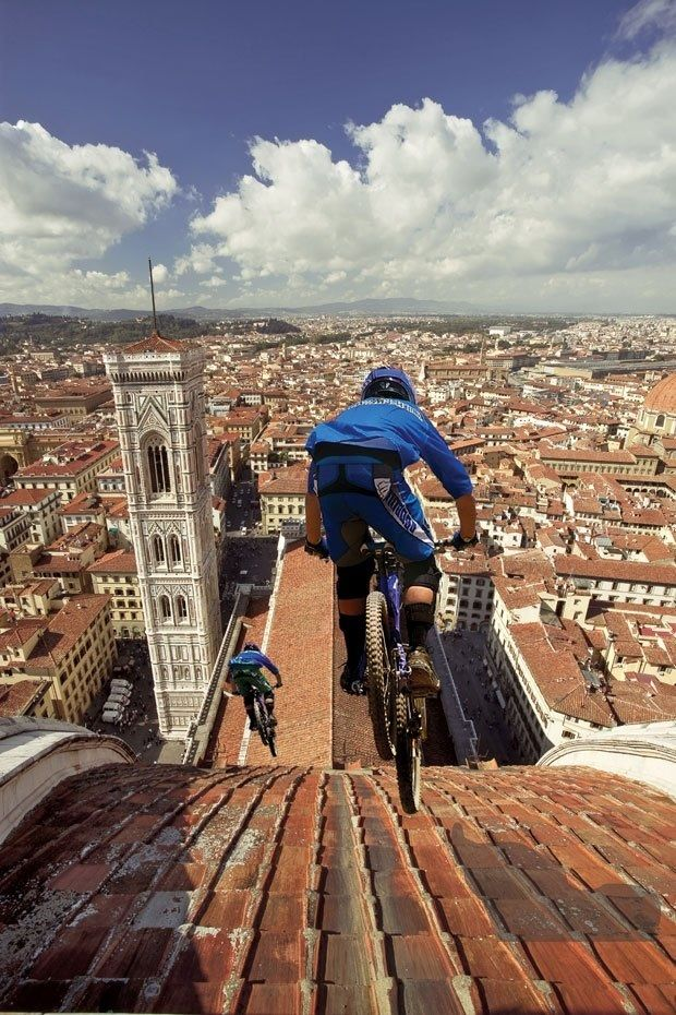 VTT Mountain Bike in Italy. An other way to enjoy Florence