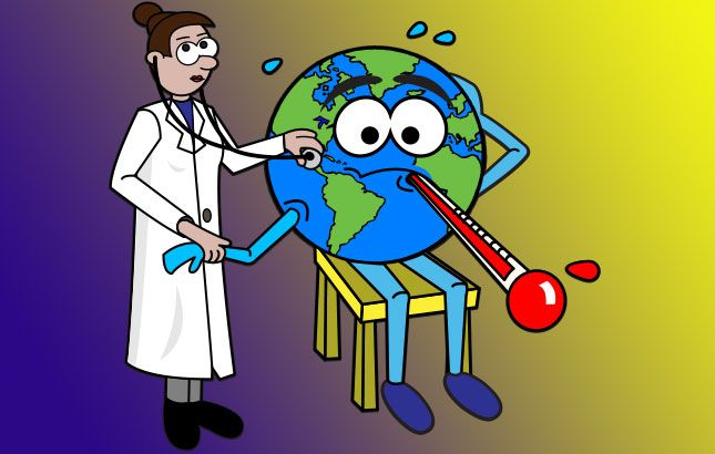 NASA's Climate Kids. Includes information fabulous information, graphic and video on weather and climate, air, carbon's travels, energy and more. K-6