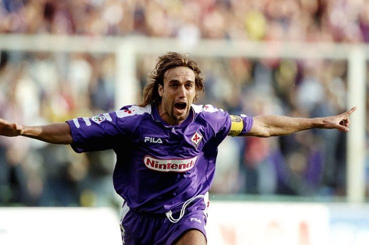Gabriel Batistuta, 14 novembre 1998. (LaPresse)