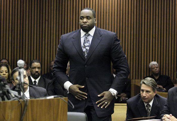 GOODBYE KWAME! Sentencian a exalcalde de Detroit a 28 años en http://www.vox.com.mx/2013/10/sentencian-a-exalcalde-de-detroit-a-28-anos-de-carcel/
