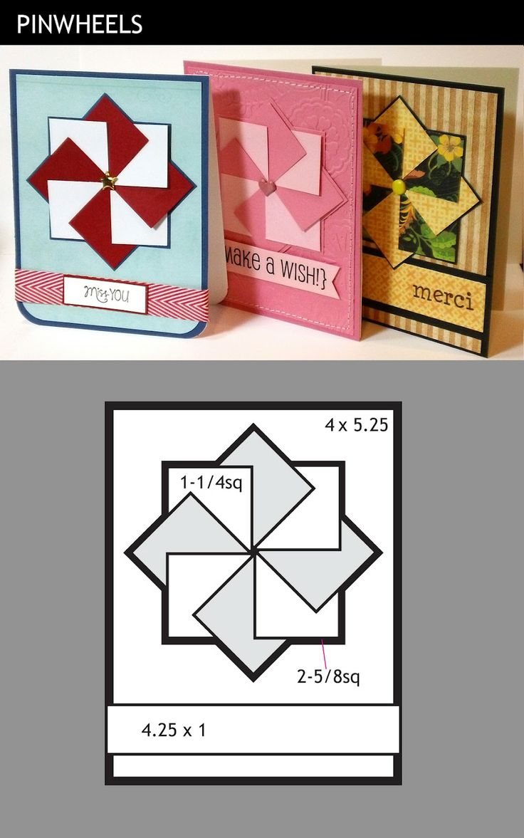 OWH Stars and Stamps: Tutorial 101: Using scraps Idea->Now imagine running the pinwheel thru the square lattice embossing folder....