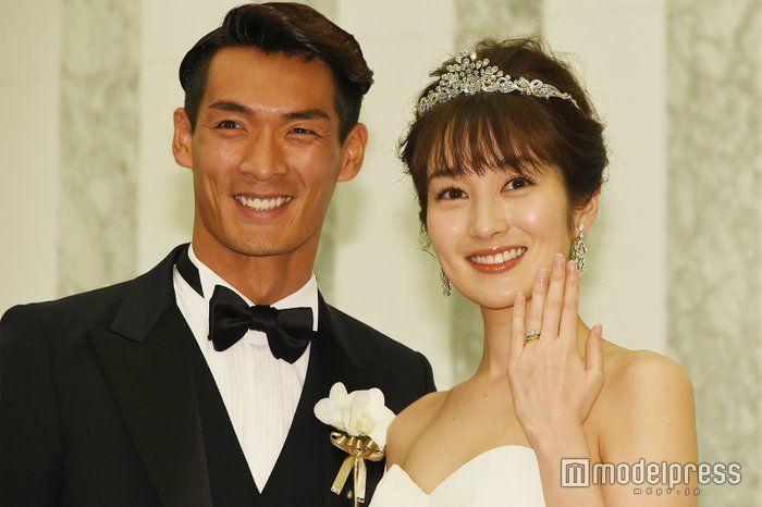 三浦 桐谷 式 結婚 美玲 翔平
