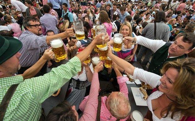Oktoberfest 2014 guide - Telegraph