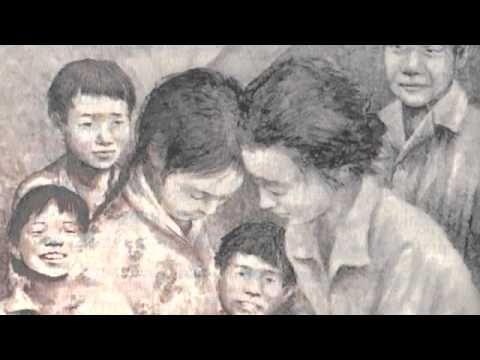 Book Trailer - Sadako and the Thousand Paper Cranes - YouTube