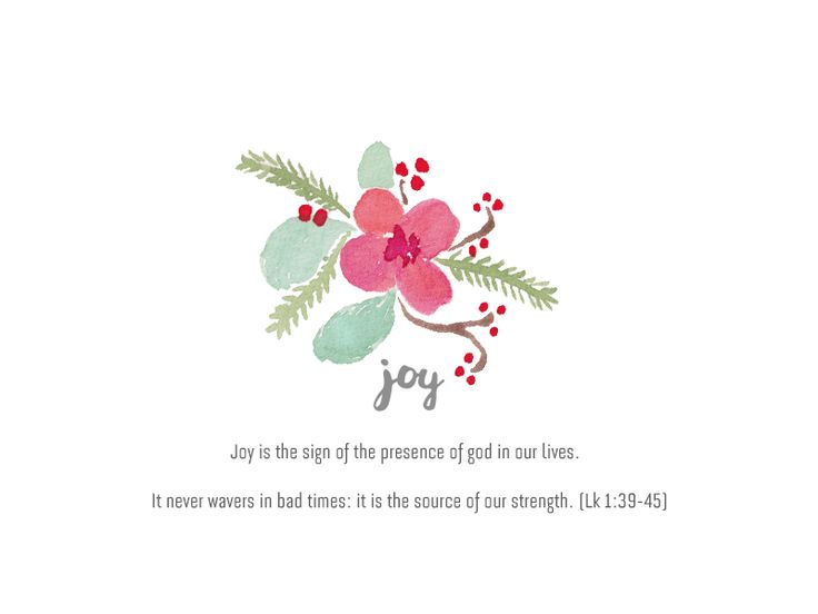 Joy, The Fruit of Holy Spirit